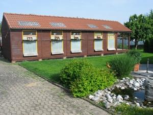 Schlaganlage der SG Meier und Dienstbach aus Nürnberg - linke Seite